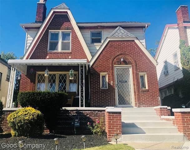 15855 Ilene Street, Detroit, MI 48238 (#2210082909) :: The BK Agency