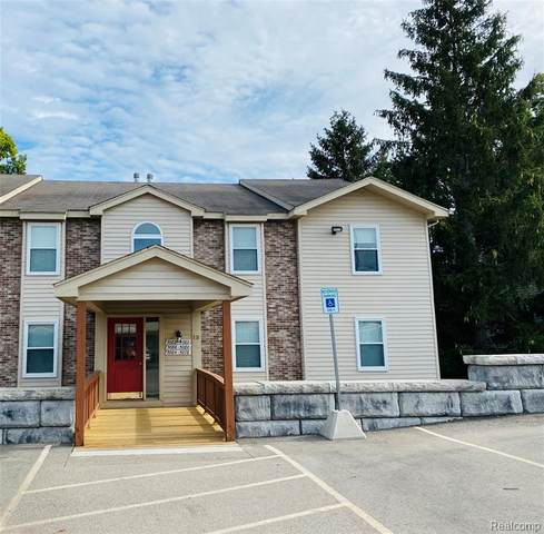 5084 Harbor Oak Drive #37, Waterford Twp, MI 48329 (#2210083277) :: Real Estate For A CAUSE