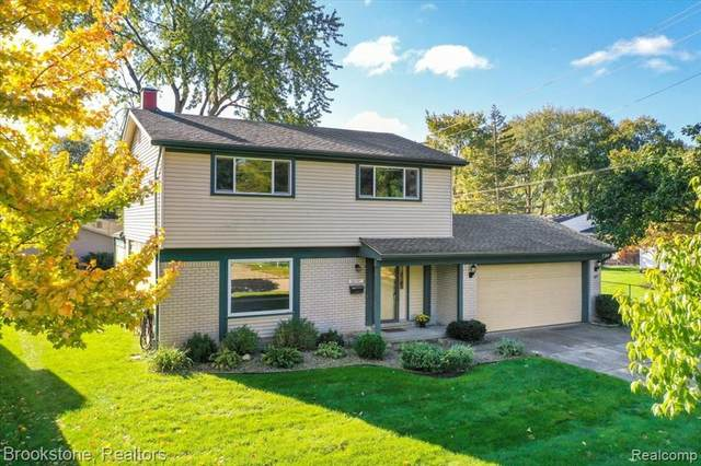 38787 Grennada Street, Livonia, MI 48154 (#2210083297) :: Real Estate For A CAUSE