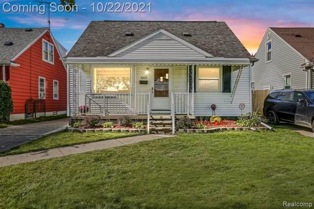 6452 Jackson Street, Taylor, MI 48180 (#2210083378) :: The Alex Nugent Team | Real Estate One