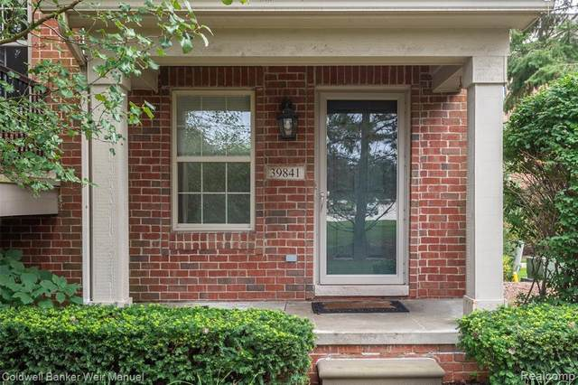 39841 Rockcrest Circle, Northville Twp, MI 48168 (#2210083384) :: National Realty Centers, Inc