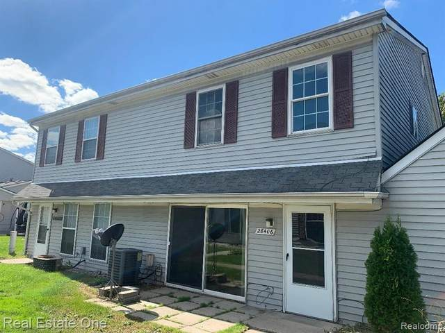 28406 Raleigh Crescent Drive, Chesterfield Twp, MI 48051 (#2210083554) :: National Realty Centers, Inc
