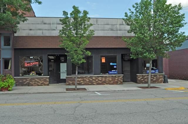 132 Hubbard Street, Allegan, MI 49010 (#66021109144) :: National Realty Centers, Inc