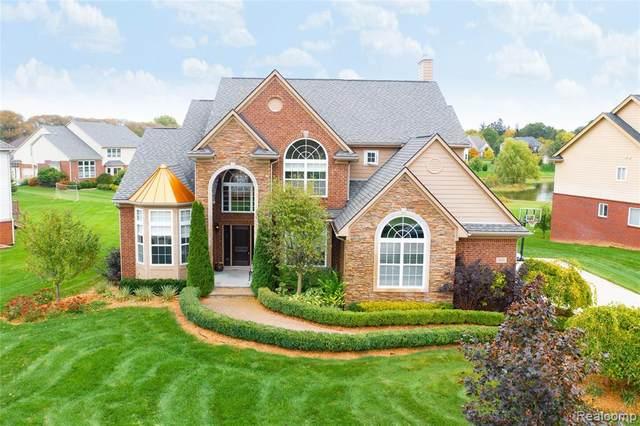 865 Gallery Lane, Ann Arbor, MI 48103 (#2210083878) :: Duneske Real Estate Advisors