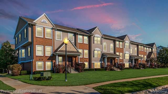 710 Eagle Drive, Fenton, MI 48430 (#2210083914) :: Real Estate For A CAUSE