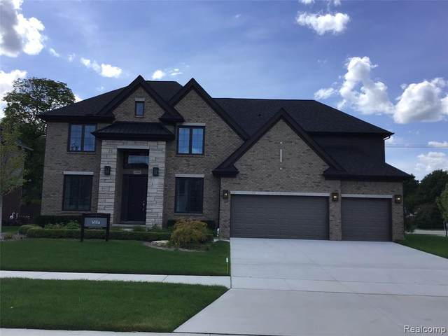 365 Audley Court, Troy, MI 48098 (#2210084016) :: Robert E Smith Realty