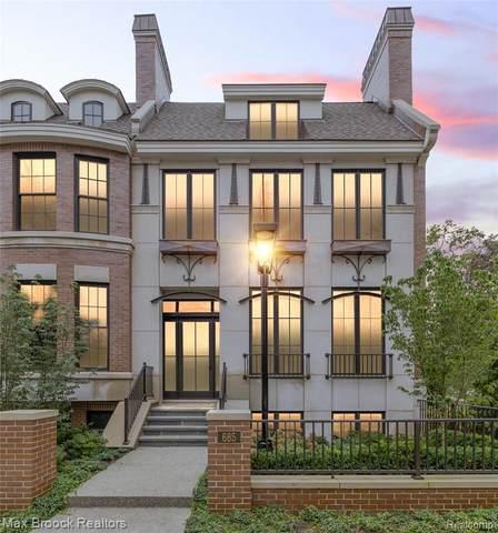 685 W Brown Street, Birmingham, MI 48009 (#2210084384) :: Real Estate For A CAUSE