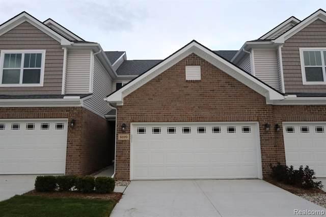 8699 Pioneer Street #4, Washington Twp, MI 48094 (#2210084388) :: National Realty Centers, Inc