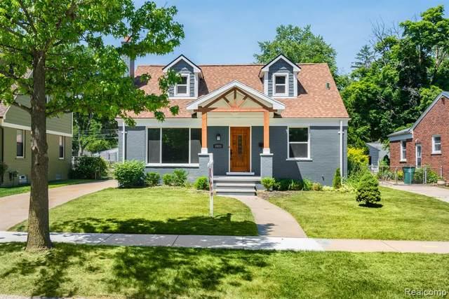 2925 Benjamin Avenue, Royal Oak, MI 48073 (#2210084511) :: GK Real Estate Team