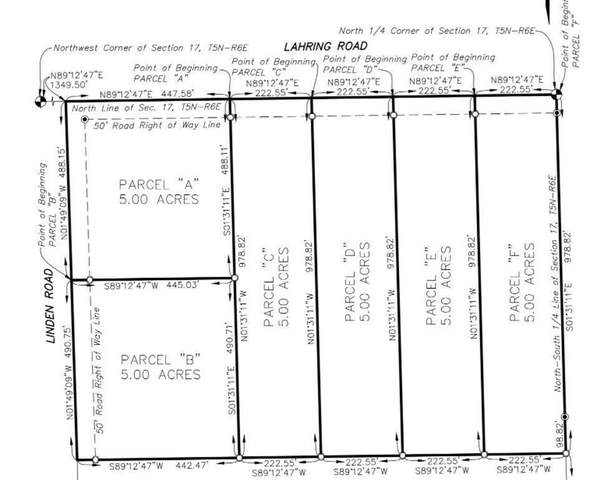 Lot C Lahring Rd, Fenton Twp, MI 48451 (#5050057250) :: National Realty Centers, Inc