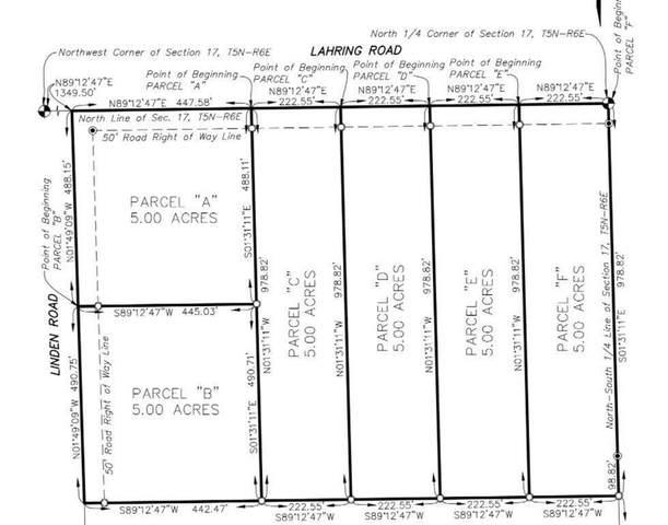 Lot B-1 Linden Rd, Fenton Twp, MI 48451 (#5050057256) :: National Realty Centers, Inc