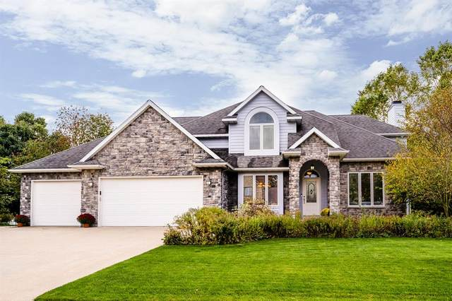 1350 Woodcreek Trail, Lincoln Twp, MI 49085 (#69021109869) :: The Alex Nugent Team   Real Estate One