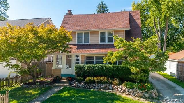 3037 Benjamin Avenue, Royal Oak, MI 48073 (#2210085069) :: GK Real Estate Team