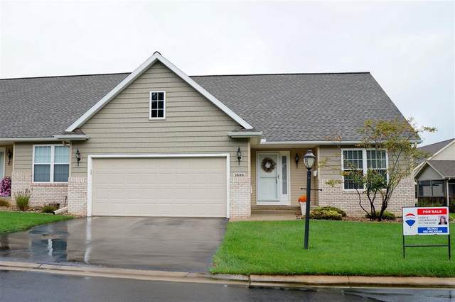 3686 Terrace Hills Lane #26, Summit Twp, MI 49203 (#55021109970) :: Real Estate For A CAUSE