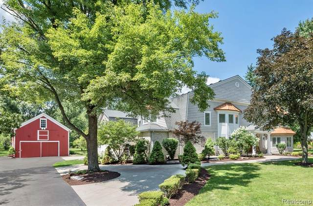 6900 Franklin Road, Bloomfield Twp, MI 48301 (#2210085099) :: National Realty Centers, Inc