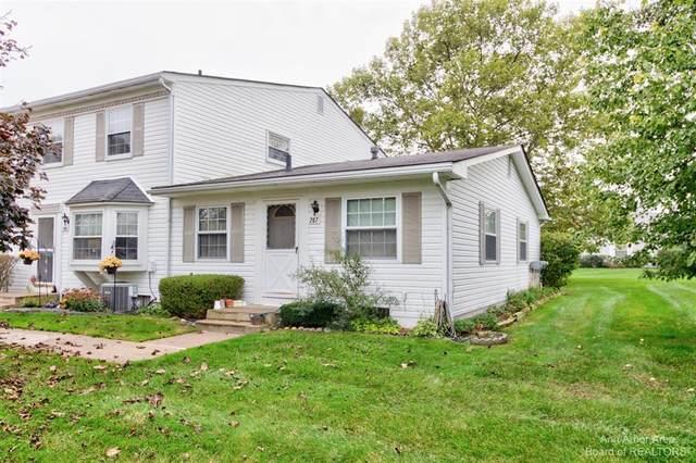 207 Lake Village Drive, Walled Lake, MI 48390 (#543284426) :: Real Estate For A CAUSE
