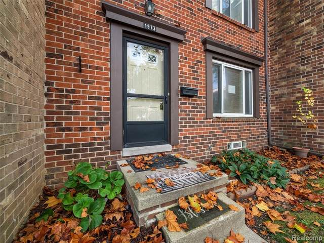 1973 Seabright Court #285, Royal Oak, MI 48073 (#2210085113) :: Real Estate For A CAUSE