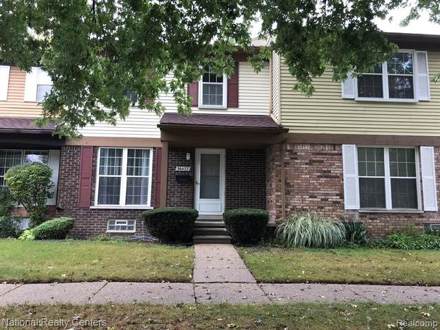 36477 Park Place Drive #69, Sterling Heights, MI 48310 (#2210085135) :: Robert E Smith Realty