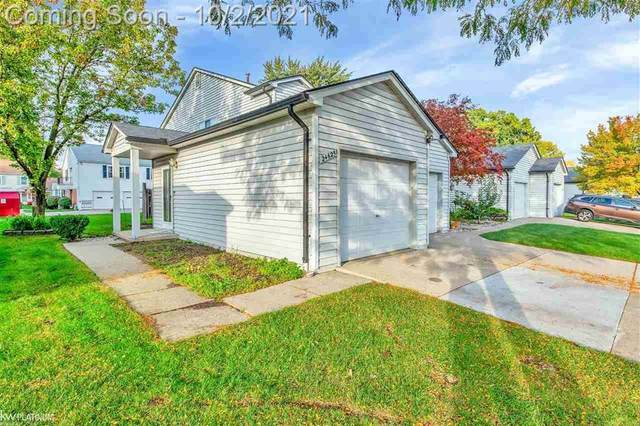 24625 Park Terrace, Harrison Twp, MI 48045 (#58050057424) :: Real Estate For A CAUSE
