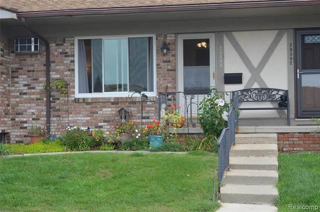 25394 Potomac Drive, South Lyon, MI 48178 (#2210085172) :: Real Estate For A CAUSE