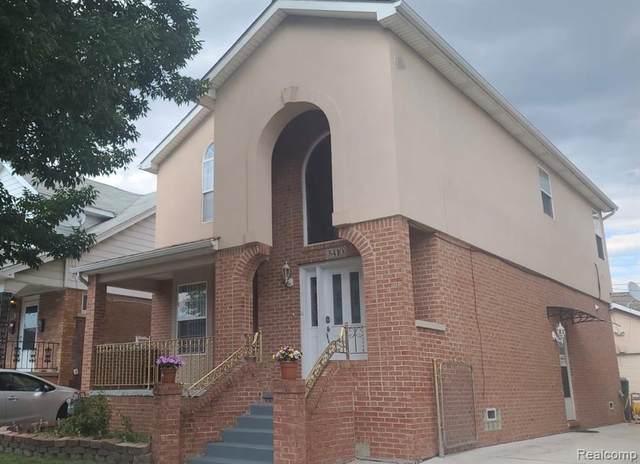 5410 Argyle Street, Dearborn, MI 48126 (#2210085484) :: National Realty Centers, Inc