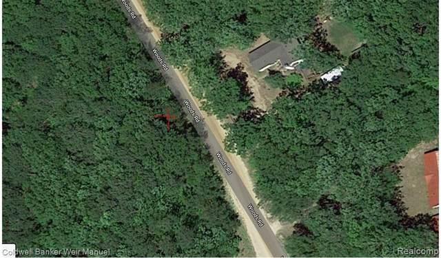 0000 Woods Road, Franklin Twp, MI 48624 (#2210085508) :: RE/MAX Nexus