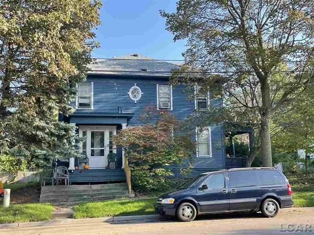 315 Toledo, Adrian, MI 49221 (#56050057566) :: The Alex Nugent Team | Real Estate One