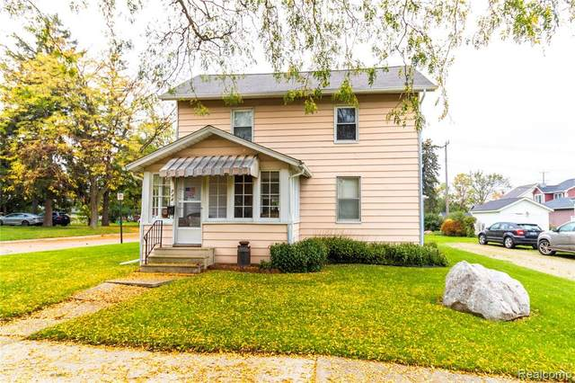 744 Turrill Avenue, Lapeer, MI 48446 (#2210085577) :: National Realty Centers, Inc