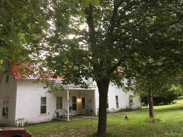 204 N Seymour Road, Flushing, MI 48433 (#2210085654) :: National Realty Centers, Inc
