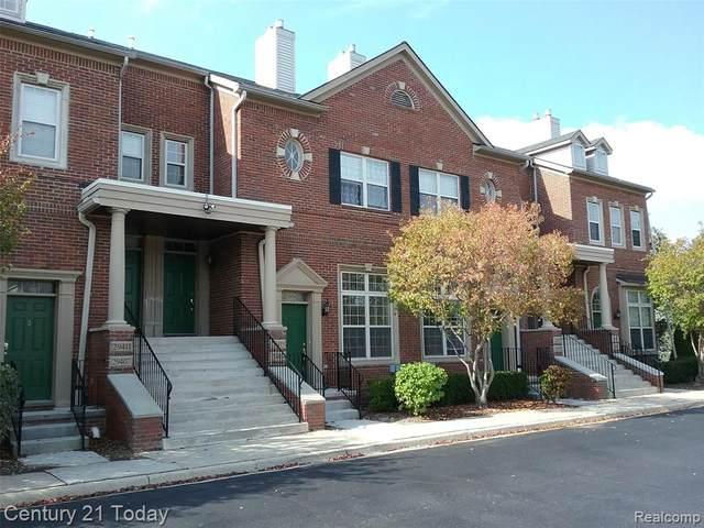 29419 E Glen Oaks Boulevard, Farmington Hills, MI 48334 (#2210085691) :: Real Estate For A CAUSE