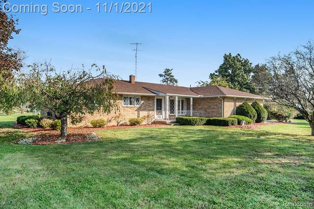 10512 Ray Road, Gaines Twp, MI 48436 (#2210085695) :: National Realty Centers, Inc