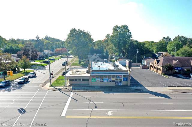 25001 Ford Road, Dearborn, MI 48128 (#2210085743) :: Robert E Smith Realty