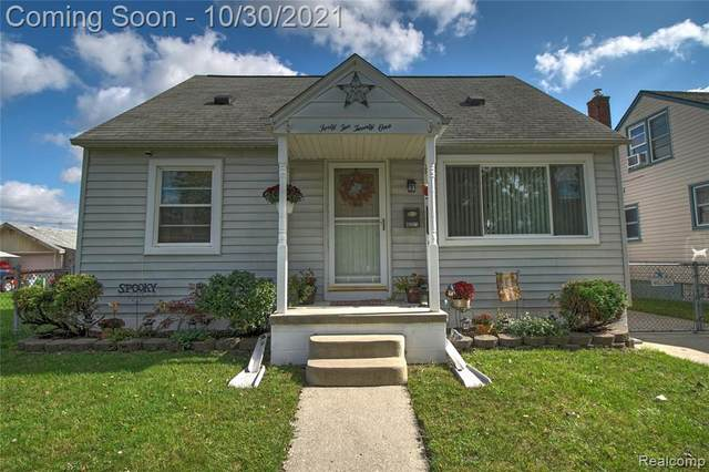 4221 Winifred Street, Wayne, MI 48184 (#2210085747) :: National Realty Centers, Inc