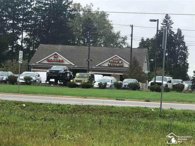 2619 N Telegraph, Frenchtown Twp, MI 48162 (#57050057638) :: National Realty Centers, Inc