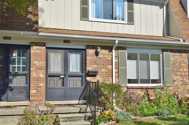 1784 Wickham Street, Royal Oak, MI 48073 (#2210085840) :: Real Estate For A CAUSE