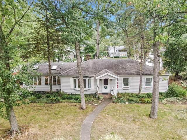 47106 Cedar Avenue, Grand Beach Vlg, MI 49117 (#69021110331) :: Duneske Real Estate Advisors