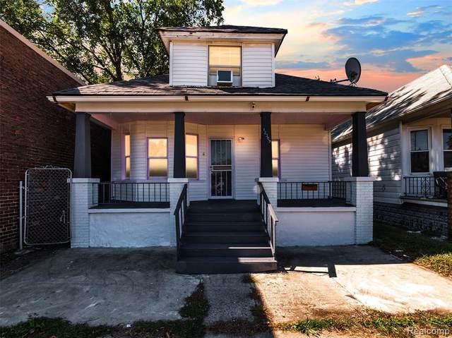12309 Klinger Street, Detroit, MI 48212 (#2210085955) :: Real Estate For A CAUSE