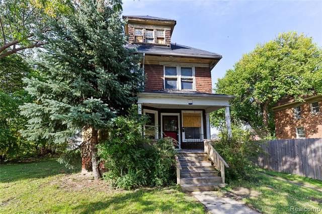 65 Melbourne Street, Detroit, MI 48202 (#2210085976) :: Duneske Real Estate Advisors
