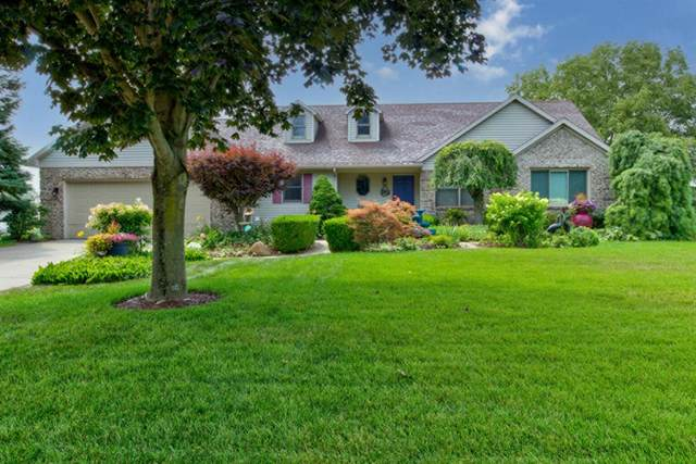989 Bluff Lake Drive, Zeeland Twp, MI 49464 (#65021110366) :: Real Estate For A CAUSE