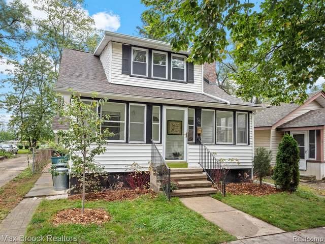 95 Kensington Blvd, Pleasant Ridge, MI 48069 (#2210086056) :: RE/MAX Nexus