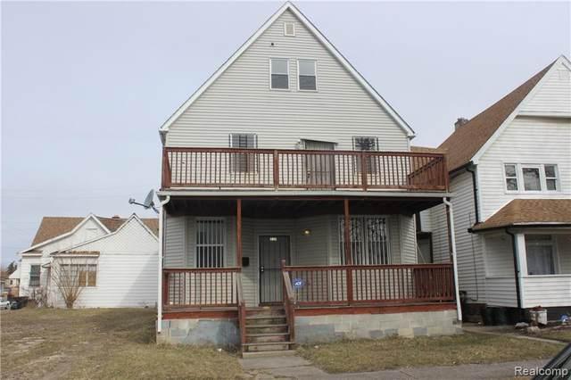 211 E Bethune Street, Detroit, MI 48202 (#2210086086) :: BestMichiganHouses.com