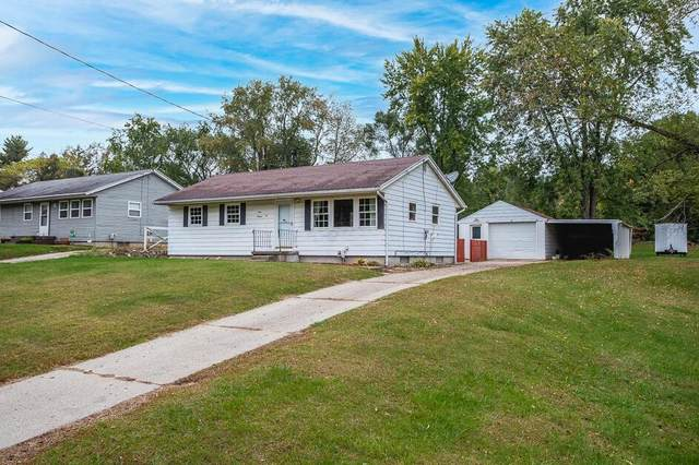 316 Mcconnell Drive, Blackman Twp, MI 49201 (#55021110416) :: National Realty Centers, Inc