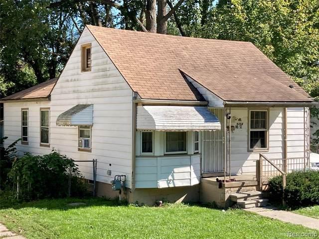 9354 Pierson Street, Detroit, MI 48228 (#2210086101) :: GK Real Estate Team