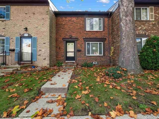 1973 Seabright Unit 285, Bldg , Royal Oak, MI 48073 (#58050057766) :: Real Estate For A CAUSE