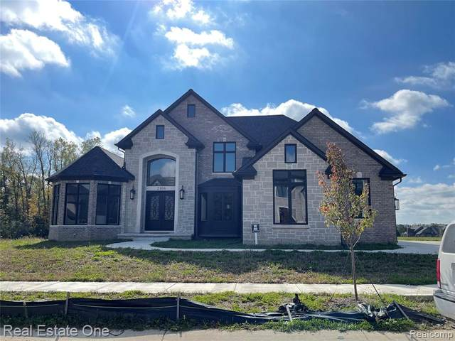 2106 Leewood Dr (Unit #42), Shelby Twp, MI 48316 (#2210086173) :: Real Estate For A CAUSE