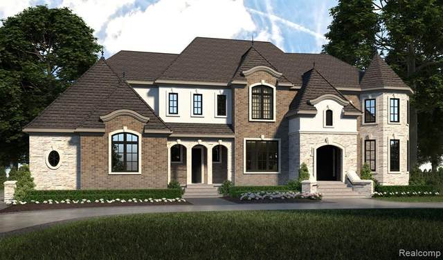 314 W Hickory Grove Road, Bloomfield Twp, MI 48302 (#2210086248) :: Robert E Smith Realty