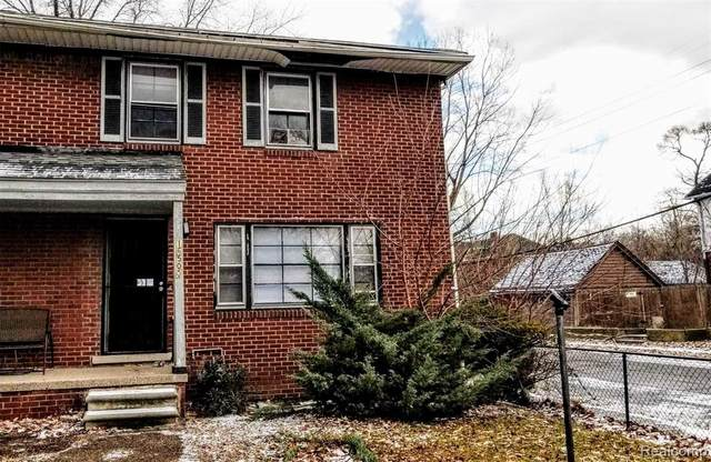 16500 La Salle Avenue, Detroit, MI 48221 (#2210086253) :: Duneske Real Estate Advisors