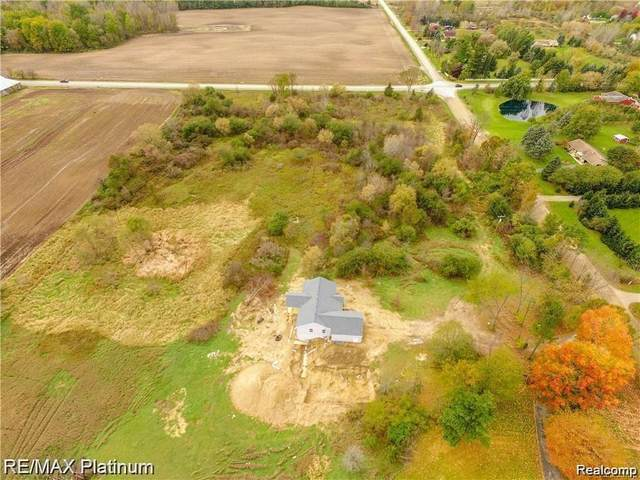 340 E Allen Road, Howell Twp, MI 48855 (#2210086257) :: Real Estate For A CAUSE
