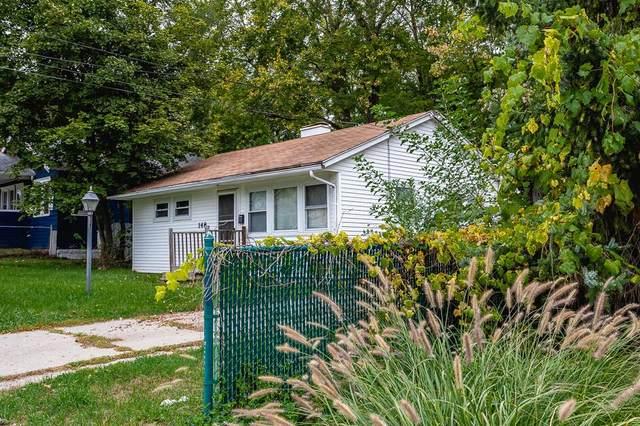 148 E Prospect Street, Blackman Twp, MI 49203 (#55021110528) :: National Realty Centers, Inc