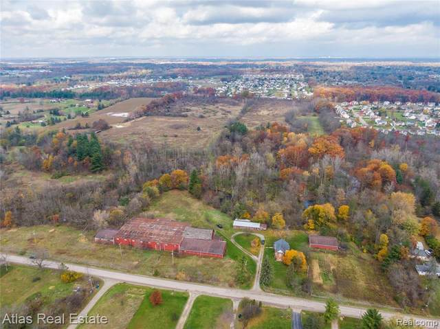1288 W Cook Road, Mundy Twp, MI 48439 (#2210086325) :: National Realty Centers, Inc